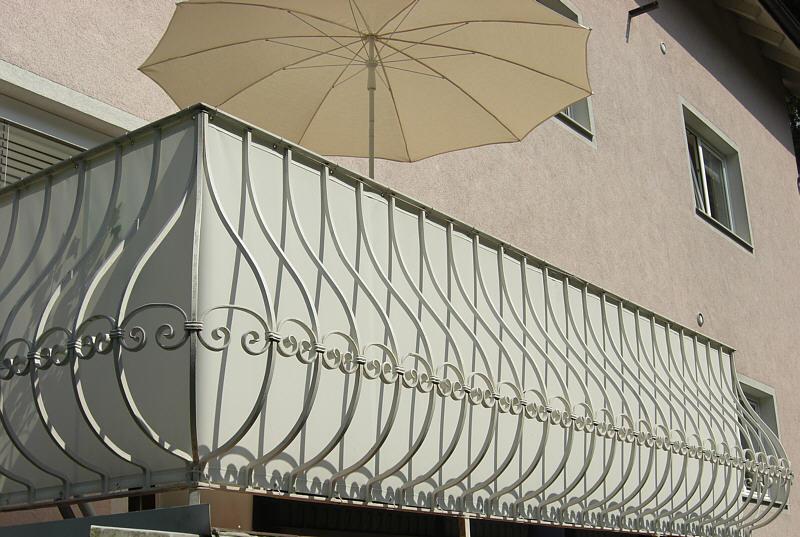 balkonbespannungen howalux gmbh jalousien markisen und rollladenbau. Black Bedroom Furniture Sets. Home Design Ideas